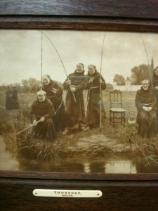 Franciscans fishing_1