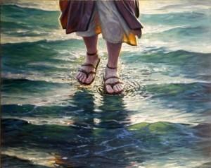 jesuswalkonwater