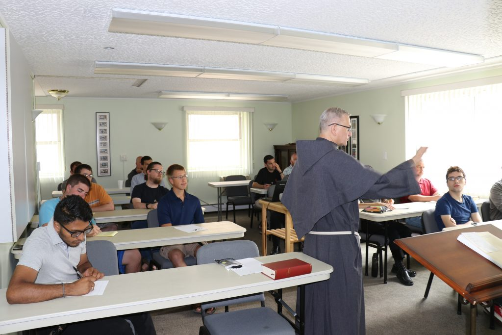 Postulants Welcoming Day in Class 004