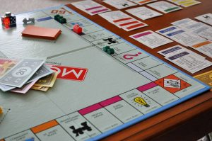 Is Life just a Game of Monopoly?