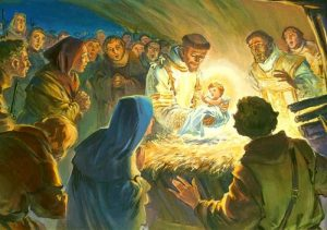 St. Francis Teaches us that Every Day is Christmas!